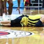 Fenerbahçe Beko'da Jan Vesely sakatlandı