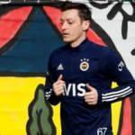Fenerbahçe'de Mesut Özil sahaya indi
