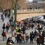Fransa'da alanlarda alkole korona yasağı