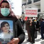HDP'liler yine ailelerin evlat eylemini engellemeye çalıştı