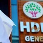 HDP'nin kapatılması davasında ilk inceleme yarın