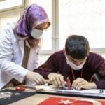 İŞKUR aracılığı ile görme engelliler için filografi kursu açıldı