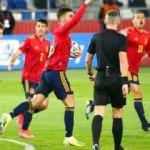 İspanya, Gürcistan karşısında 90+2.dakikada kazandı!