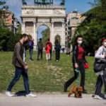 İtalya'da son 24 saatte 18 bin 25 yeni vaka
