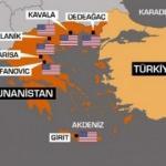 ABD'nin Yunanistan'da kurduğu üs sayısı Türkiye için ciddi tehdit
