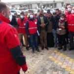 Kızılay İdlib'de yapımını tamamladığı 748 briket evi ihtiyaç sahiplerine teslim etti
