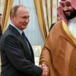 Putin, Suudi Veliaht Prensi Selman ile 'yeşil enerjiyi' görüştü
