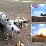 Rus SİHA'sı uçağı yok etti, füzenin şekli dikkat çekti