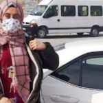 Sınava geç kalan Beyza'yı polis yetiştirdi