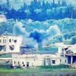 Suriye'de, saldırı hazırlığındaki teröristler böyle etkisiz hale getiriliyor