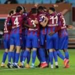 Trabzonspor'un Sivas kadrosu açıklandı!