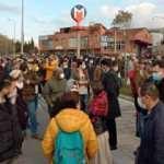 Trafo yangını: Metro seferlerinde aksama