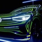 Volkswagen yeni SUV modelini açıkladı