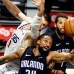 6 maçtır kazanan Clippers'ı Magic durdurdu