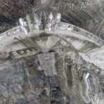 Yusufeli Barajı'nın gövde yüksekliği 275 metreye ulaştı