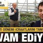 CHP'li İBB Başkanı AK Parti'nin icraatlarını tanıtmaya devam ediyor! Bu kez...