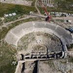 Anadolu'nun en büyük stadyumu 1600 yıl sonra ziyaretçilerini ağırlayacak