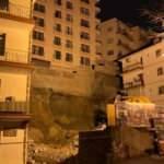 Ankara'da, temeli kayan apartman nedeniyle 15 bina tahliye edildi