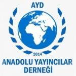 """AYD: """"Anadolu Ajansı'nın 101. Yılı kutlu olsun"""""""