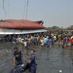 Bangladeş'te feribot devrildi: 34 ölü