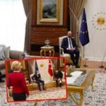 Beştepe'deki 'koltuk krizinin' perde arkası ortaya çıktı, Türkiye'den tepki