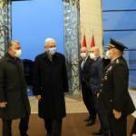 BM 75. Genel Kurul Başkanı Bozkır Ankara'ya geldi