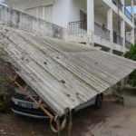 Bodrum'da 'fırtına' günlük yaşamı olumsuz etkiledi