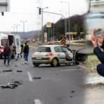Bolu'da 2 otomobil çarpıştı, 1 kişi hayatını kaybetti!