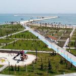 Denize girilebilir Millet Bahçesi için son günler