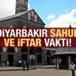 Diyarbakır İmsakiye 2021: Diyanet Diyarbakır sahur saatleri ve iftar vakti