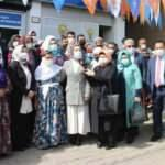 AK Parti'ye büyük katılım! 400 kişilik grup üye oldu