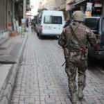 Diyarbakır'da PKK operasyonu: 22 gözaltı