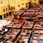 Fas'ın yüzlerce yıllık tabakhaneleri