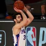 Furkan'ın 10 sayı attığı maçta 76ers, Celtics'i devirdi