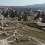 Kapadokya Bölgesi'ne turist akını