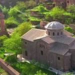 Kapadokya'nın 17 asırlık 'Küçük Ayasofya'sı