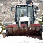 Kayseri'de kar yağışı etkili oldu! 60 mahalle yolu ulaşıma kapandı