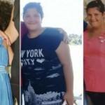 Kilosu yüzünden okulu bırakan genç kız diyetle tanınmaz hale geldi