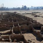 Mısır'ın 3 bin yıllık 'kayıp altın şehri' sonunda bulundu