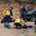 Muğla'da komşu dehşeti! Baba ve oğluna kurşun yağdırdı