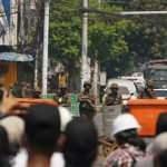 Myanmar'daki ölü sayısı 570 oldu
