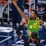 NBA lideri Utah, iç saha galibiyet serisini 23 maça çıkardı