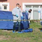 Polisin 'dur' ihtarına uymayıp kaçan kişi, tüfekle intihar etti