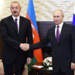 Putin ile Aliyev Karabağ'daki durumu görüştü