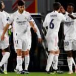 Real Madrid, Liverpool karşısında tur kapısını araladı!