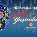 TBMM Başkanı Şentop, emniyet teşkilatının Polis Haftası'nı kutladı