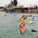 Tel Abyadlılar mutlu! İlk kez kano festivali düzenlendi
