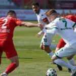 Ümraniyespor, Bursaspor'u iki golle geçti