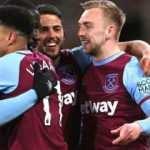 West Ham United deplasmanda kazandı