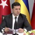 Zelenskiy: Türkiye'nin desteği son derece önemli